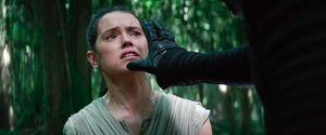 Rey meets Kylo Ren 2