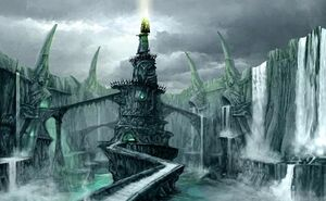 The City of R'lyeh