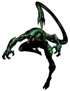 The Scorpion Suit