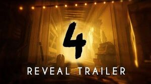 """""""Bendy and the Ink Machine Chapter Four"""" - Reveal Trailer 2018"""