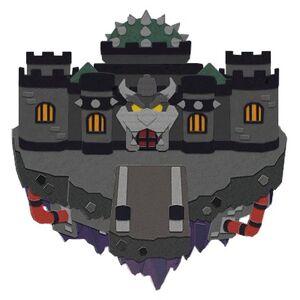 Black Bowser's Castle