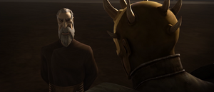 Count Dooku completed