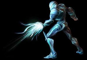 Dark Samus MP Prime Metroid