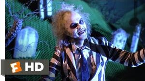 It's Showtime! - Beetlejuice (8 9) Movie CLIP (1988) HD
