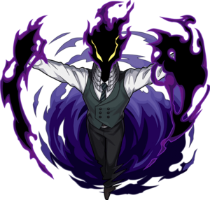 Kurogiri Artwork Monster Strike