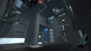 Portal 2 Chapter 8 Test Chamber 11