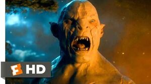 The Hobbit An Unexpected Journey - Orcs and Eagles Scene (10 10) Movieclips