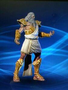 Zeus' olympus Armor (PSASBR)