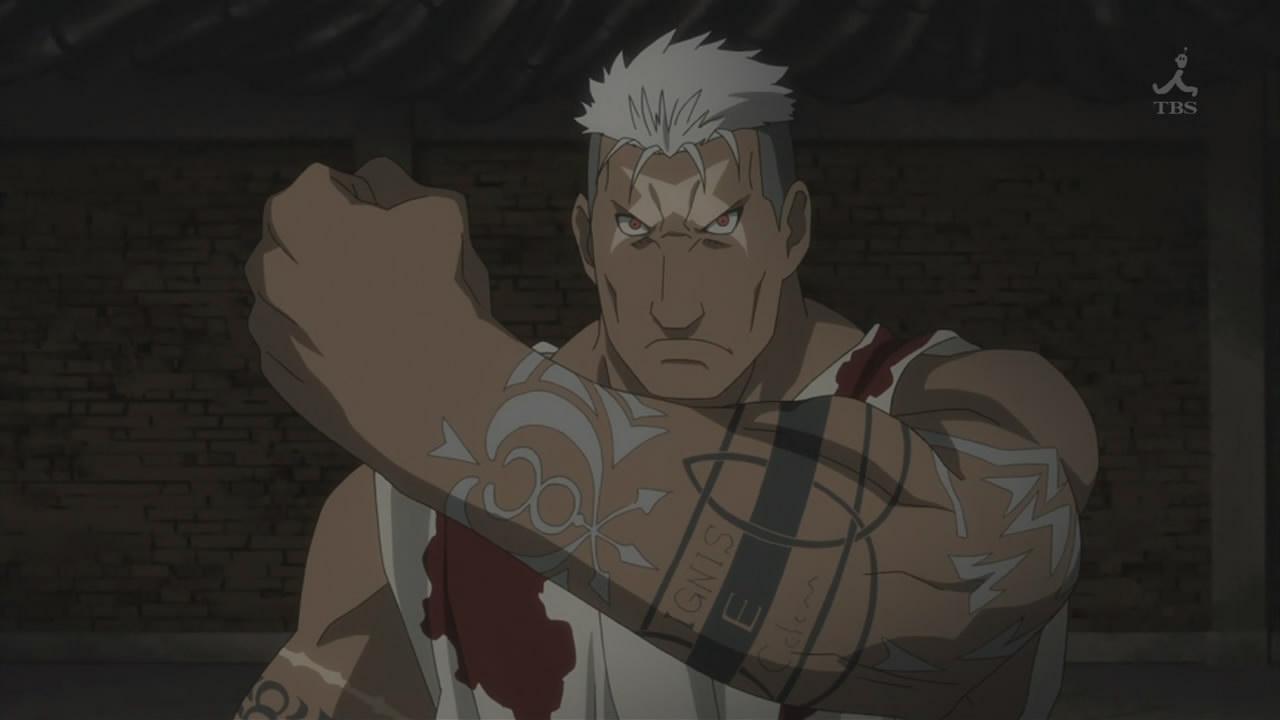 Scar (Fullmetal Alchemist) | Villains Wiki | FANDOM ...