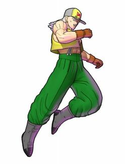 Android 13 (Raging Blast 2)