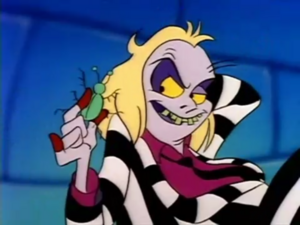 Beetlejuicecartoon