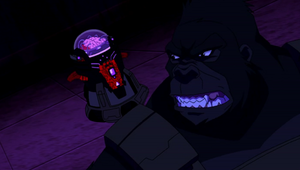 Young Justice The Brain Brain (Young Ju...