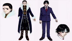 Chrollo Lucilfer (Official Appearances)