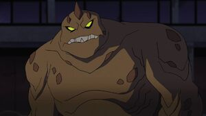 Clayface Batman Unlimited 0002