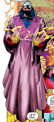 Francisco Milan (Earth-616) from Uncanny X-Men Vol 1 315