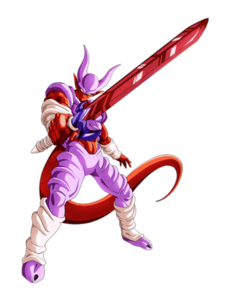 Janemba Sword Artwork