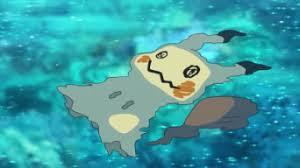 MimikyuSwim