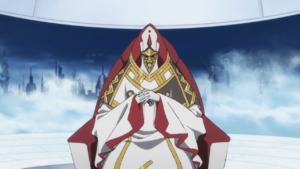 Papa Throne