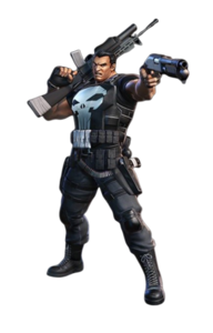 Punisher MUA3