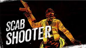 Scab Shooter in-game