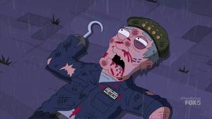 Albert Dying