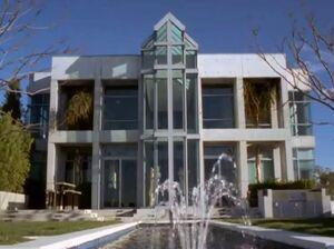 Desmond Spellman's Mansion