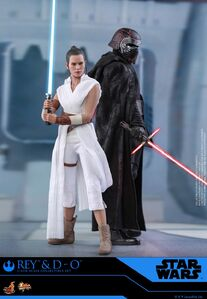 Hot-toys-rey-and-Kylo-rise-of-skywalker
