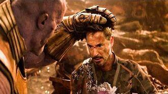 Iron Man Vs Thanos Fight scenes HD Avengers Infinity War