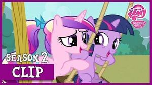 "MLP FiM - Twilight's Foalsitter ""A Canterlot Wedding"" HD"