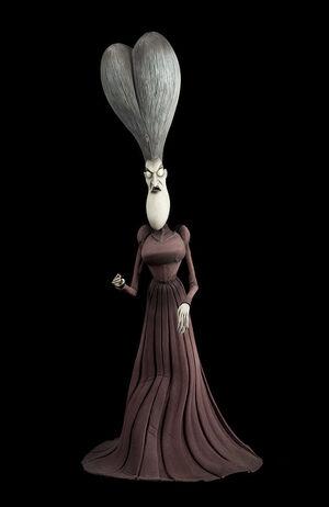 Maudeline Everglot