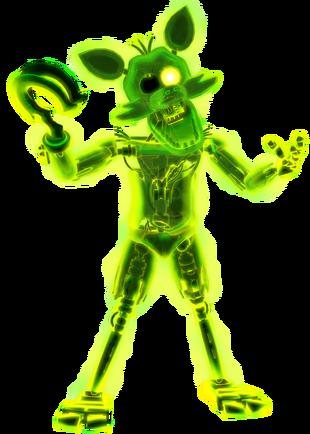 Radioactive Foxy