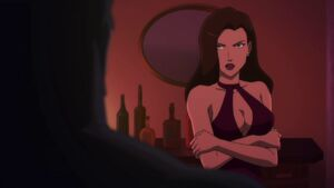 Son of Batman - Talia al Ghul 01