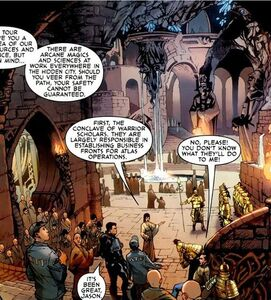 Subterranean City (Agents of Atlas Vol 2 1)
