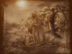 The Sapientes Gladio's Baptism