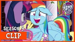 Twilight's Friends Do Not Tell Her the Truth (The Summer Sun Setback) MLP FiM HD