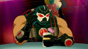 Bane Harley Quinn TV Series 0001