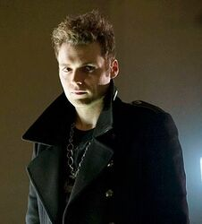 Count Vertigo in Arrow