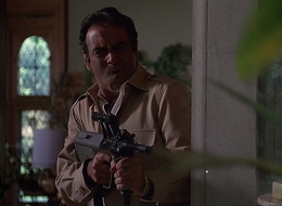 DHS- Arius (Dan Hedaya) in Commando