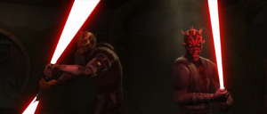 Darth Maul two