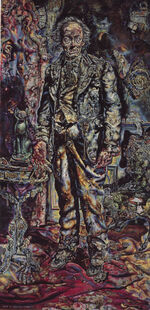 Dorian Gray's Portrait (Corrupt)