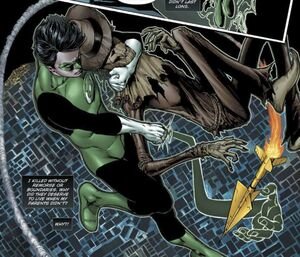Green LanternEarth -32 0001