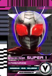 Kamen Ride Super-1