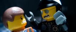 Lego Movie Interrogation