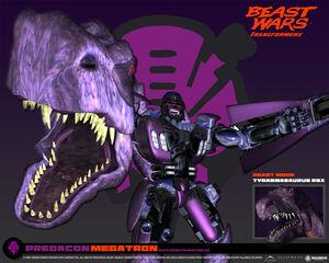 Megatron BW 2
