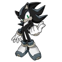 Mephiles the Hedgehog