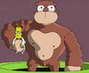 Stubborn Ape