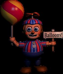 The Balloon Boy