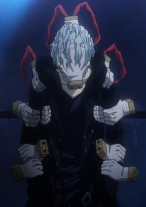 Tomura's updated costume
