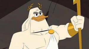 Zeus DuckTales