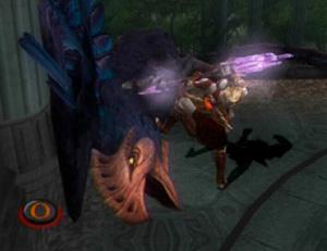 Dark Griffin's corpse